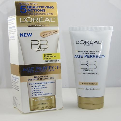 Paris Age Perfect BB Cream Radiance